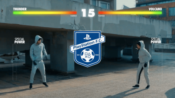 Playstation – Streetfighter