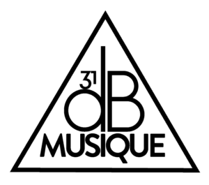 logo31DBmusiqueGris