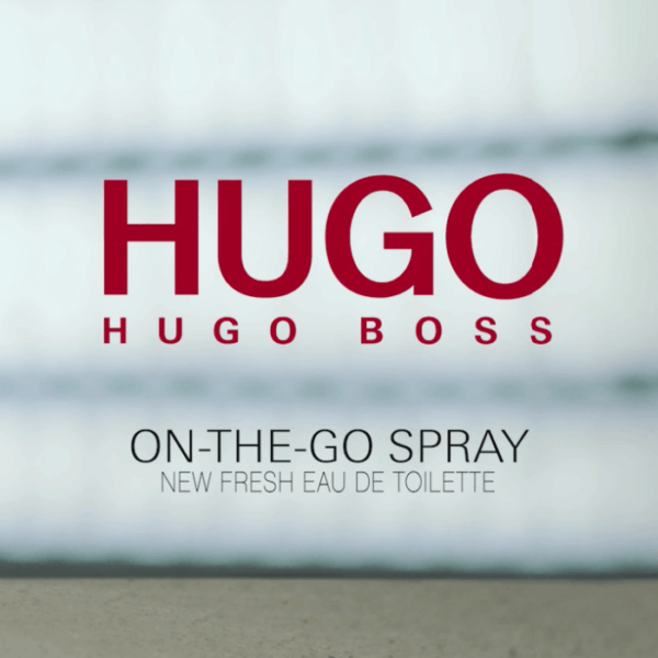Hugo Boss – On-the-Go Spray
